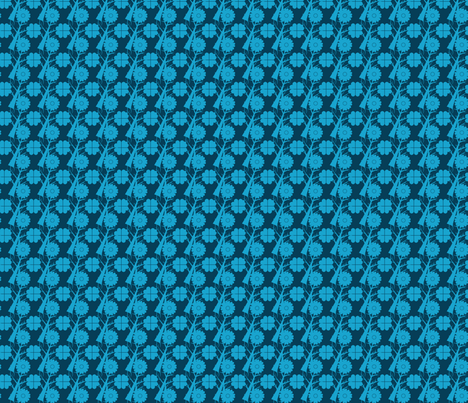 Blues fabric by saris on Spoonflower - custom fabric
