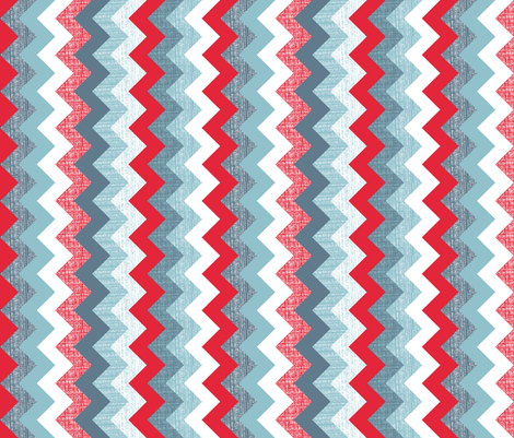 Deco Stripe fabric by spellstone on Spoonflower - custom fabric