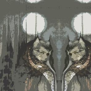 kongo cat