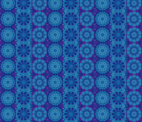 lavender blue circles & strips fabric by krs_expressions on Spoonflower - custom fabric