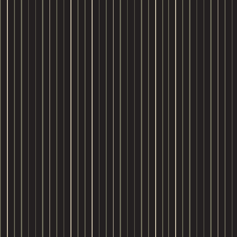 BlackPinStripes fabric by ghennah on Spoonflower - custom fabric