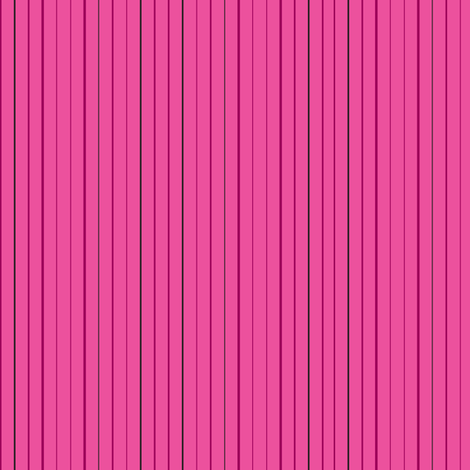 Pink_PinStripes fabric by ghennah on Spoonflower - custom fabric