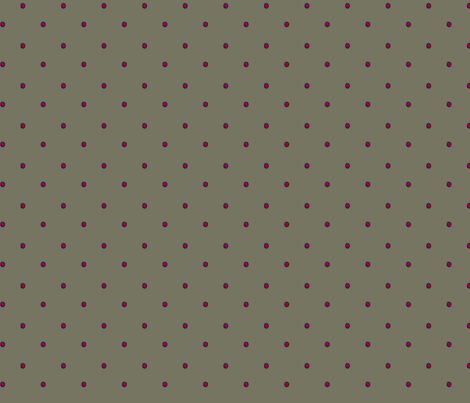 Box Car Graffiti Dots fabric by ghennah on Spoonflower - custom fabric