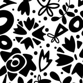 graphic garden