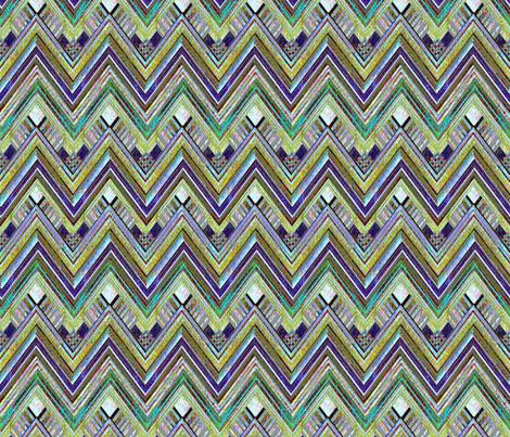 Mesa Verde 2 fabric by joanmclemore on Spoonflower - custom fabric