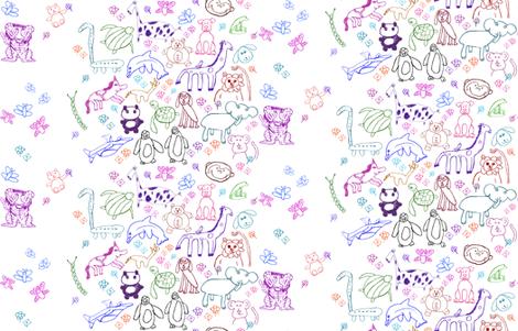 blankie fabric by joybucket on Spoonflower - custom fabric