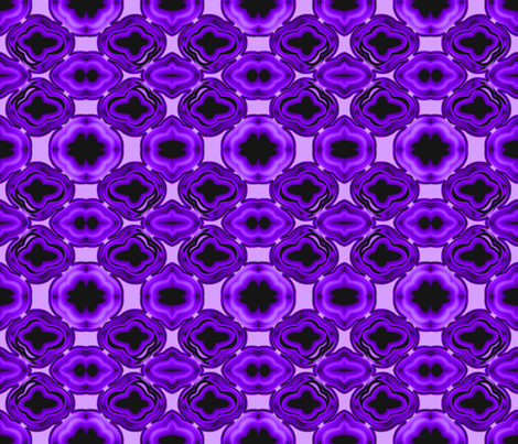 purple pucker fabric by nalo_hopkinson on Spoonflower - custom fabric