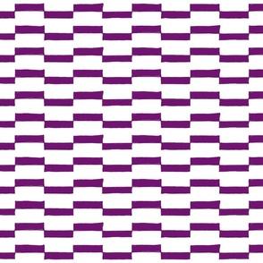 Dash Across in Violet