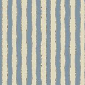 kissy wiggle stripe blue