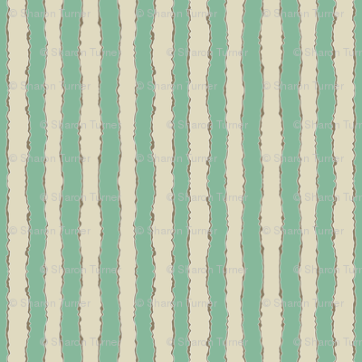 kissy wiggle stripe jade
