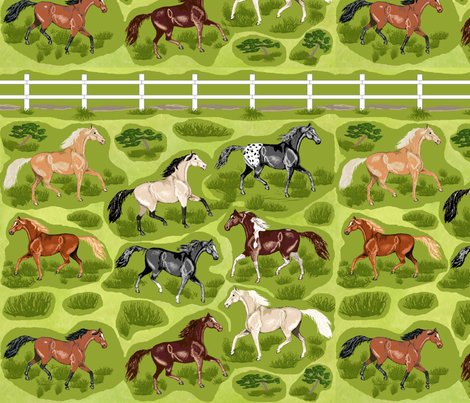 Rhorses_with_fence_decals_shop_preview
