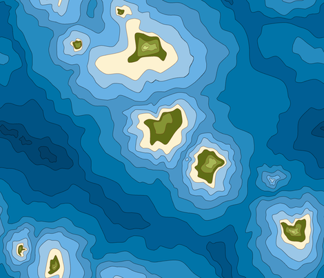 Ocean map J a