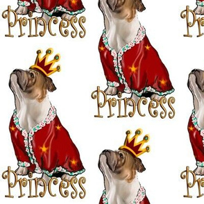 Old English Bulldog Princess