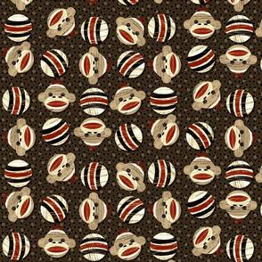 sockmonkey dots2 cocoa