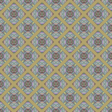 Diamond Nomad fabric by joanmclemore on Spoonflower - custom fabric