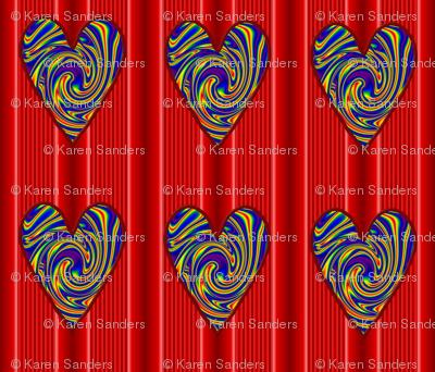 Psychedelic Valentines I