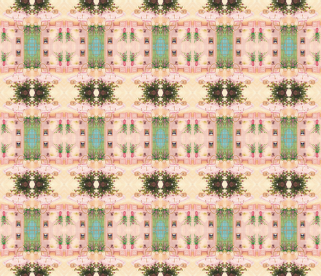 powderoom small fabric by krs_expressions on Spoonflower - custom fabric