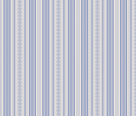 STRIPES_BLUE fabric by natasha_k_ on Spoonflower - custom fabric