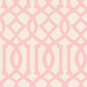 Ruby's Pink Trellis #2