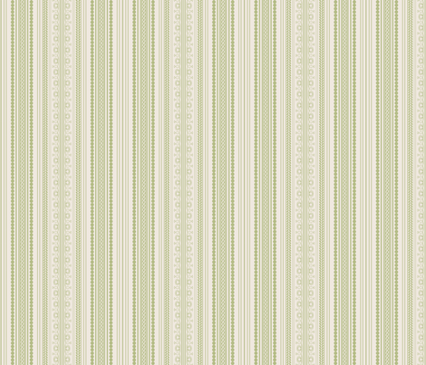 STRIPES_GREEN fabric by natasha_k_ on Spoonflower - custom fabric