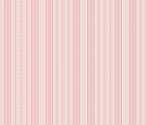 STRIPES_PINK fabric by natasha_k_ on Spoonflower - custom fabric