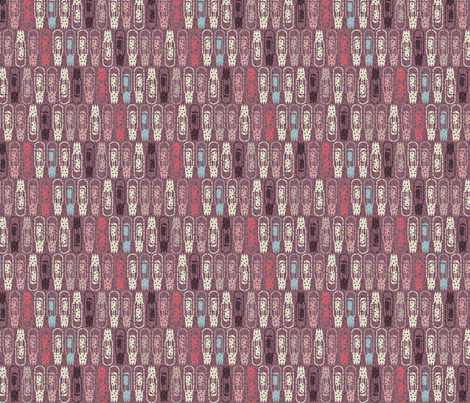Vacuum Tube Retro-1/3 fabric by glimmericks on Spoonflower - custom fabric