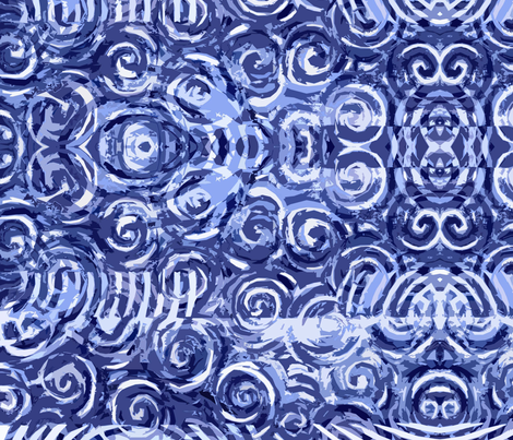 deco_swirl_2 fabric by nickinic99 on Spoonflower - custom fabric