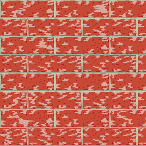 bricks_light fq_ fabric by khowardquilts on Spoonflower - custom fabric