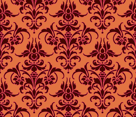 Alsatia fabric by peacoquettedesigns on Spoonflower - custom fabric