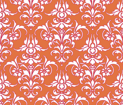 Jessie fabric by peacoquettedesigns on Spoonflower - custom fabric