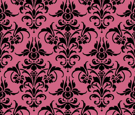 Julia fabric by peacoquettedesigns on Spoonflower - custom fabric
