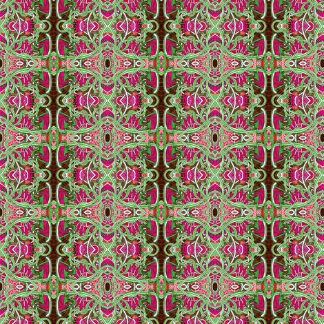 Pseudo Celtic Locks and Tangles fabric by edsel2084 on Spoonflower - custom fabric