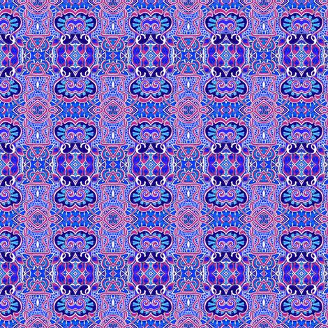 Martian Floor Tiles fabric by edsel2084 on Spoonflower - custom fabric