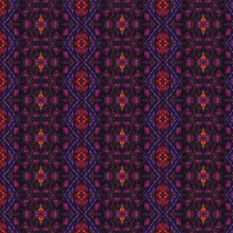 purple red blue diamond stripe fabric by elizabemmenswilson on Spoonflower - custom fabric