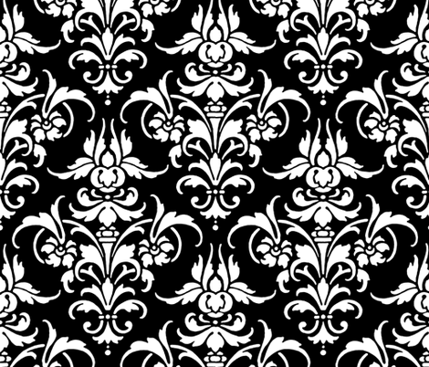 Gloria fabric by peacoquettedesigns on Spoonflower - custom fabric