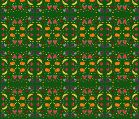 fruit fabric by krs_expressions on Spoonflower - custom fabric