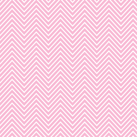 sweet girl - chevron fabric by misstiina on Spoonflower - custom fabric