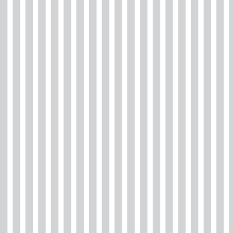 sweet girl -  grey stripes fabric by misstiina on Spoonflower - custom fabric