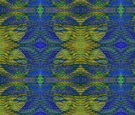 snakeskin_fabric fabric by saintmaker on Spoonflower - custom fabric