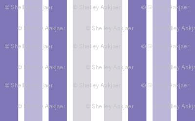 Purple Seahorse Stripe