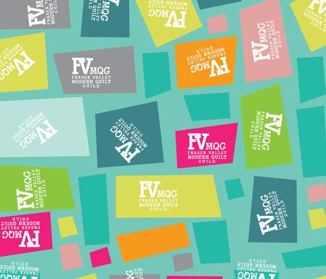 FVMQG fabric fabric by cynthiafrenette on Spoonflower - custom fabric
