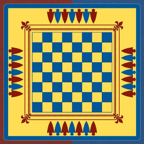 Checkers / Chess Board