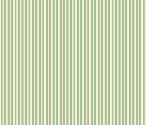 Nasturtium Stripes - Vintage fabric by anntuck on Spoonflower - custom fabric