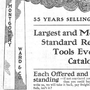 Farm Implements 1906 Advertisement