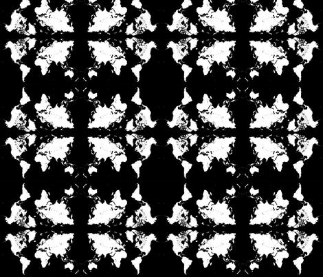 map fabric by twoboos on Spoonflower - custom fabric