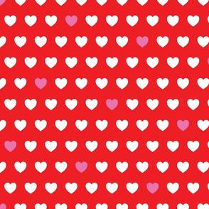 Heart Confetti {1}