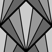 deco diamond 5K : grey