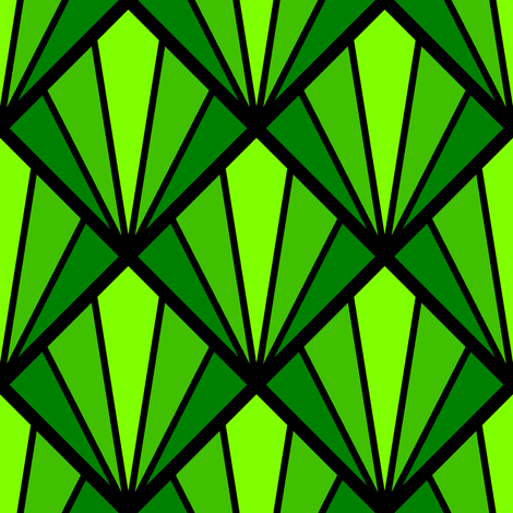 deco diamond 5 (K) fabric by sef on Spoonflower - custom fabric