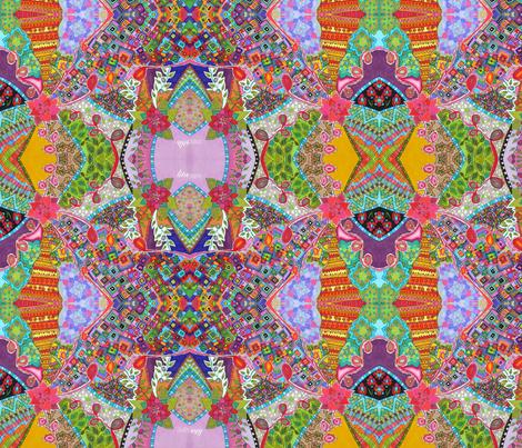 Little Love fabric by lita_blanc on Spoonflower - custom fabric