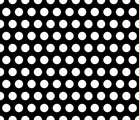 Polkadots {1} fabric by illustrative_images on Spoonflower - custom fabric